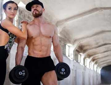 man and woman in steroids for sale